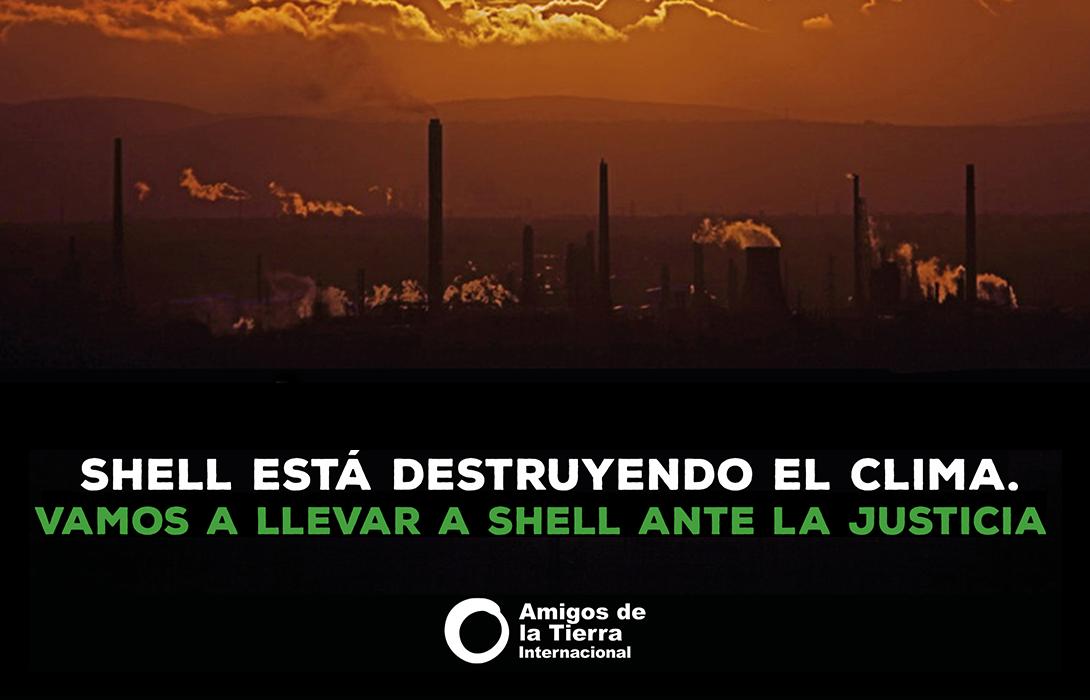 Ir a Unidos contra Shell, próximos pasos