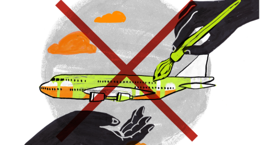 Ir a Se lanza la red internacional 'Stay Grounded' contra la expansión del tráfico aéreo