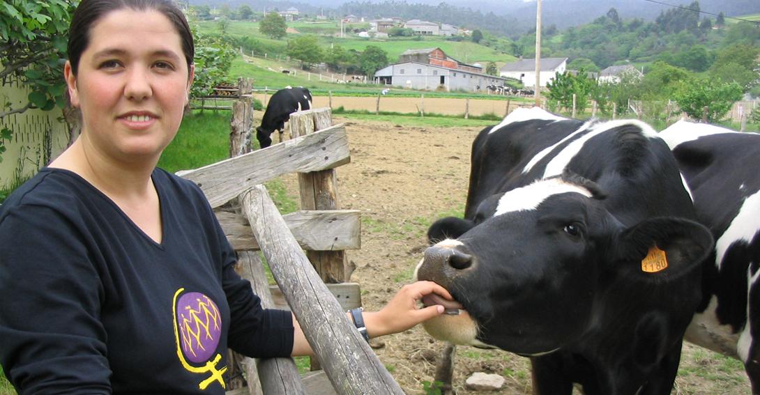 Ir a Alternativas: Isabel Vilalba, una historia de lucha feminista por la Soberanía Alimentaria