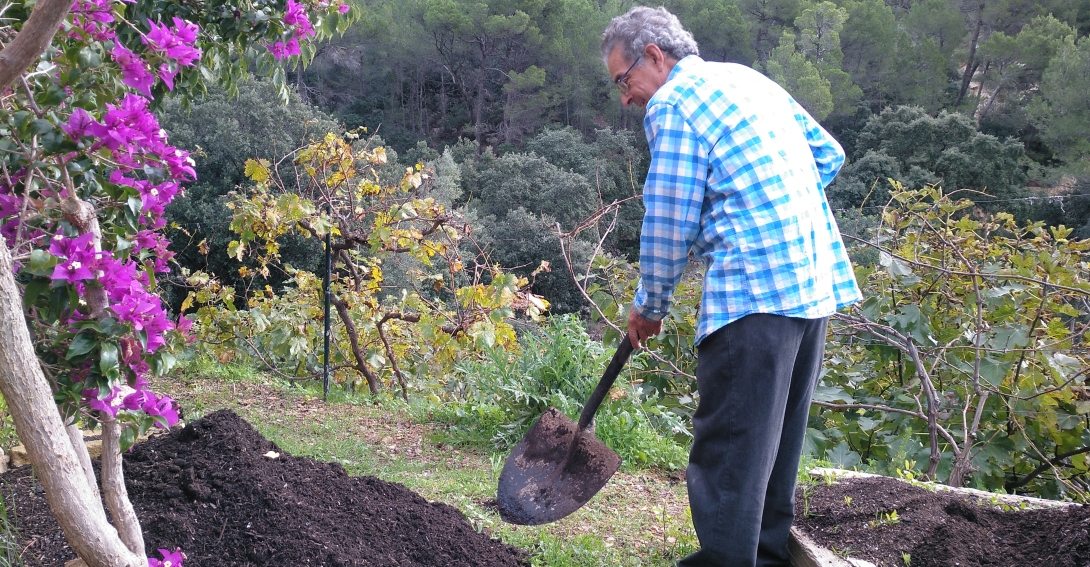Ir a Un proyecto para mostrar los beneficios del compostaje en la lucha frente al cambio climático