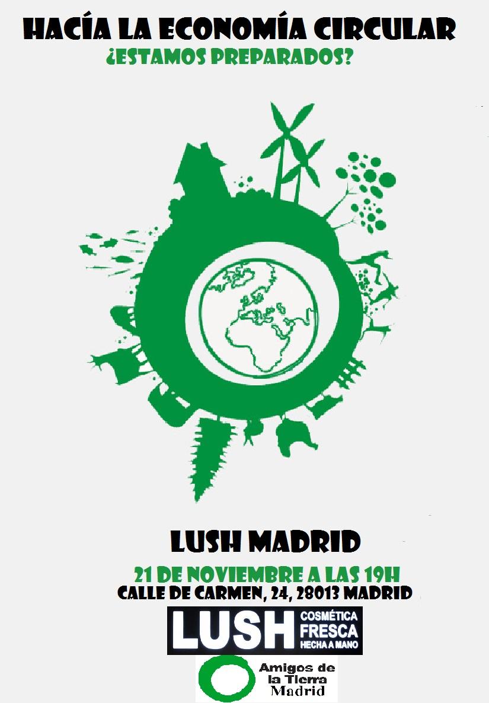 Ir a Madrid: Hacía la Economía Circular