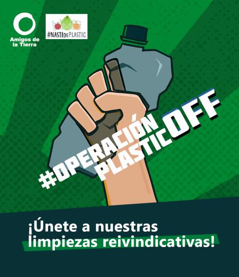 Ir a Madrid: #OperaciónPlasticOFF