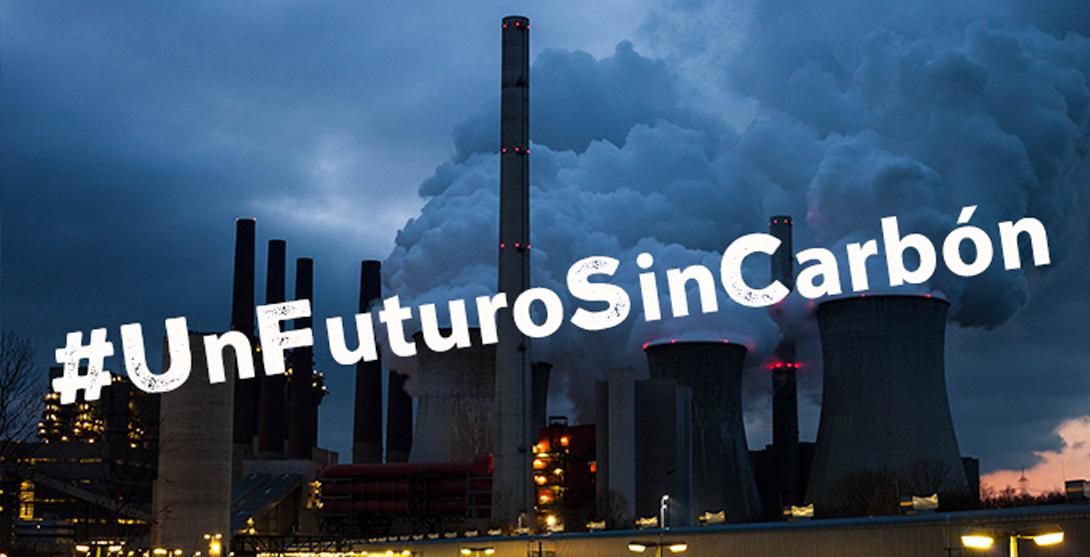 Ir a Semana de lucha por un futuro sin carbón