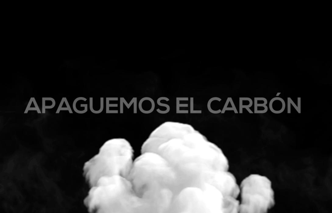 Ir a Un Futuro Sin Carbón lanza la campaña de acciones #ApagaElCarbón en diferentes regiones de España de cara a la Cumbre del Clima de Polonia