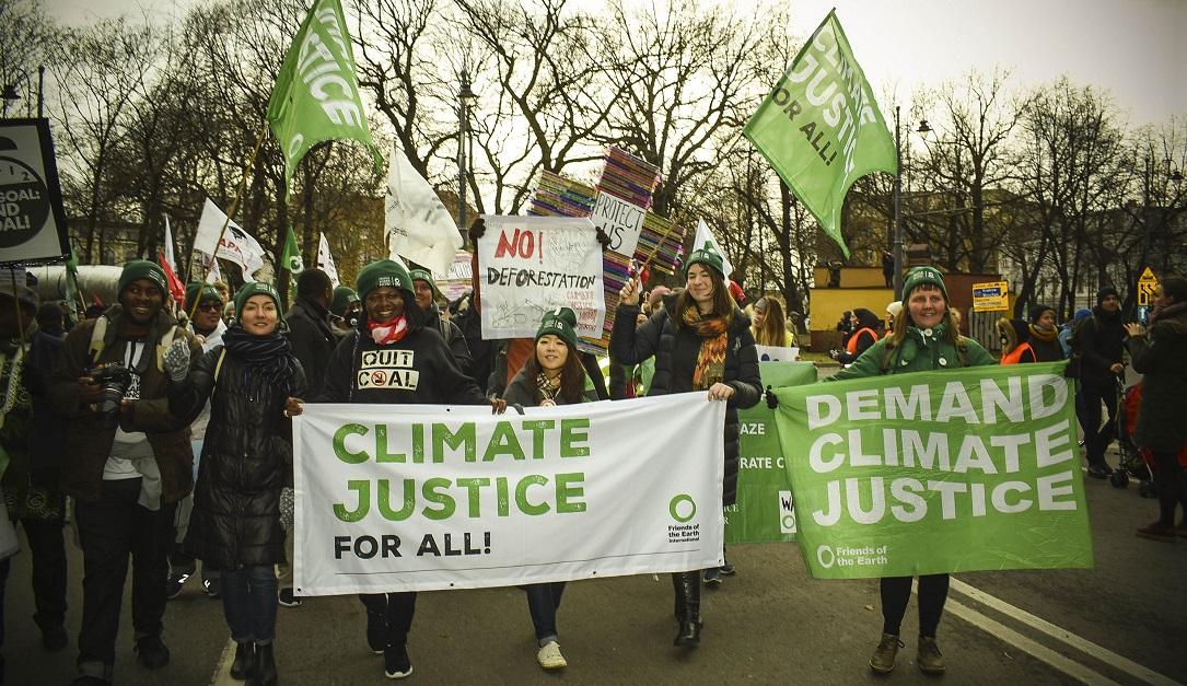 Ir a La COP24 no escuchó ni a la ciencia, ni a la ciudadanía