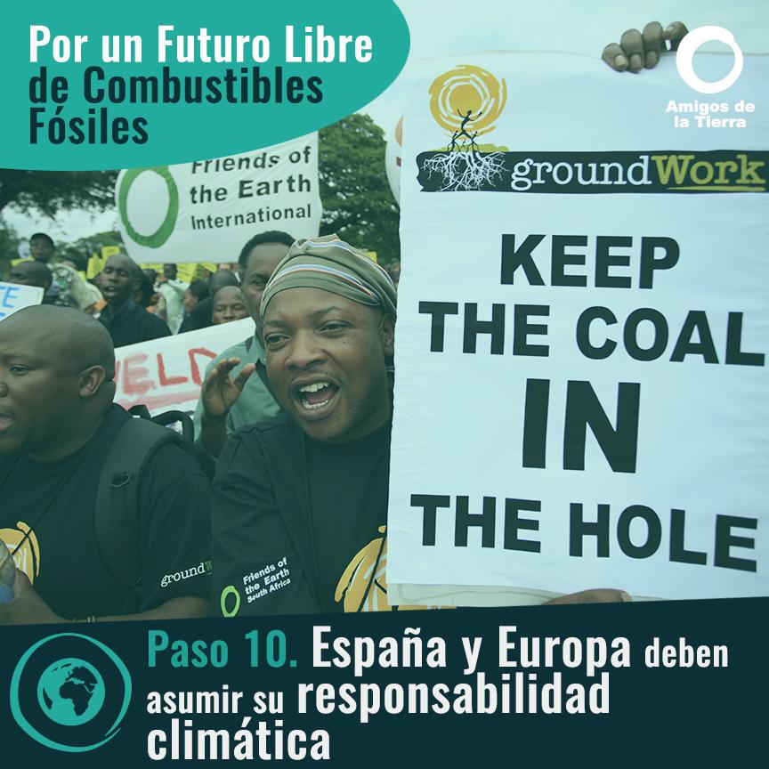 Ir a Paso 10. Asumir la responsabilidad climática de España y Europa de las últimas décadas