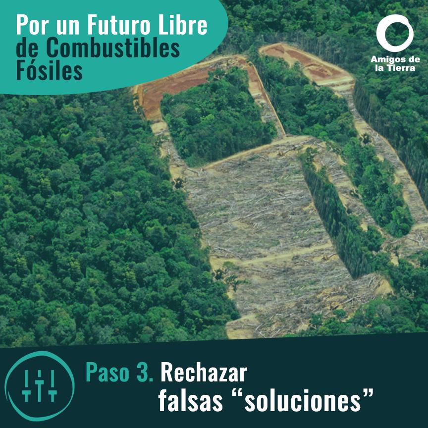Ir a Paso 3: Rechazar falsas «soluciones»