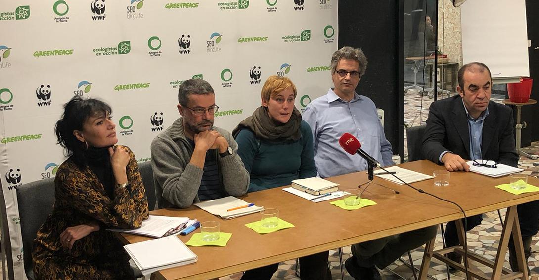 Ir a Las organizaciones ecologistas pedimos al Gobierno de Sánchez una profunda reforma fiscal para integrar criterios de ecofiscalidad