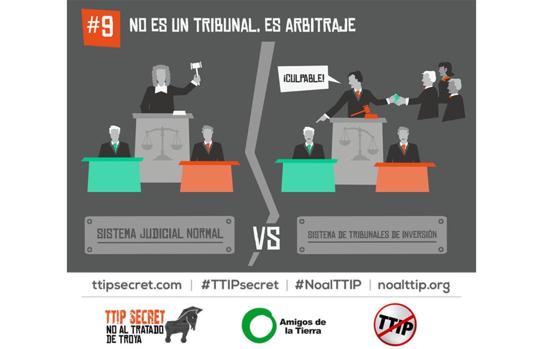 Ir a Nace una campaña europea contra los tribunales privados (ISDS) que permiten a las multinacionales demandar a los gobiernos
