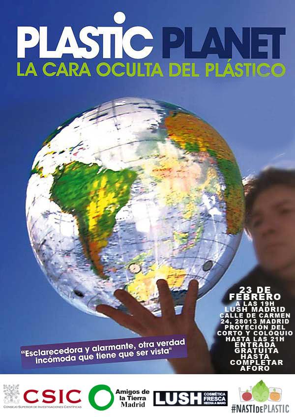 Ir a Madrid:  Un Planeta de Plástico