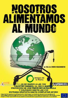 Ir a Madrid: Cine-forum sobre la Ganadería y Alimentación en LUSH