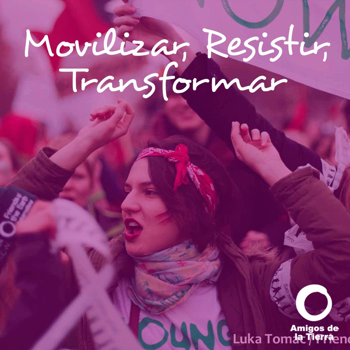 Ir a Las principales organizaciones ecologistas apoyamos las reivindicaciones feministas del 8 de marzo