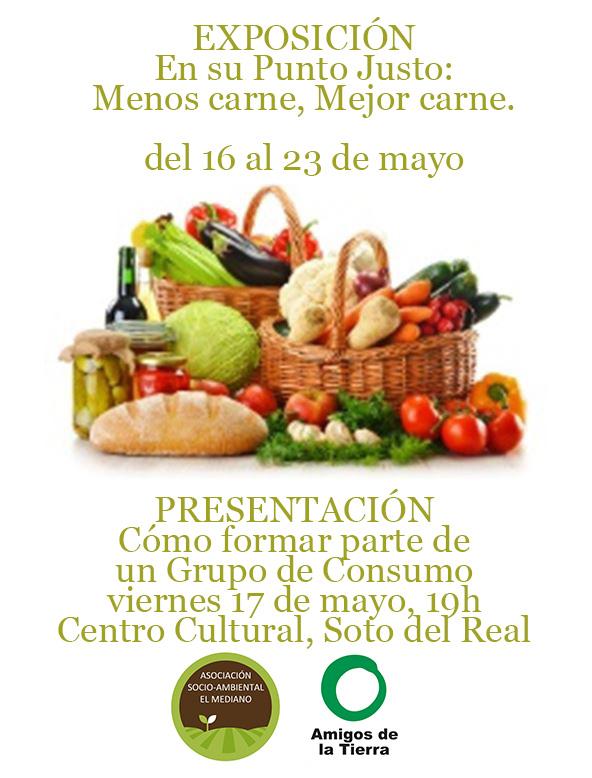 Ir a Madrid: En su Punto Justo: Menos carne, Mejor carne