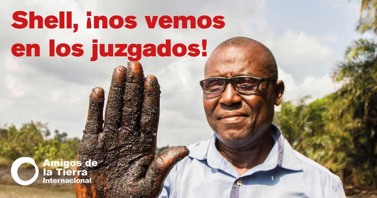 Ir a Demandamos a Shell por su contribución al cambio climático