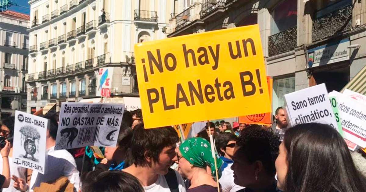 Ir a En el Día de la Tierra las personas y el medio ambiente en el centro de las políticas