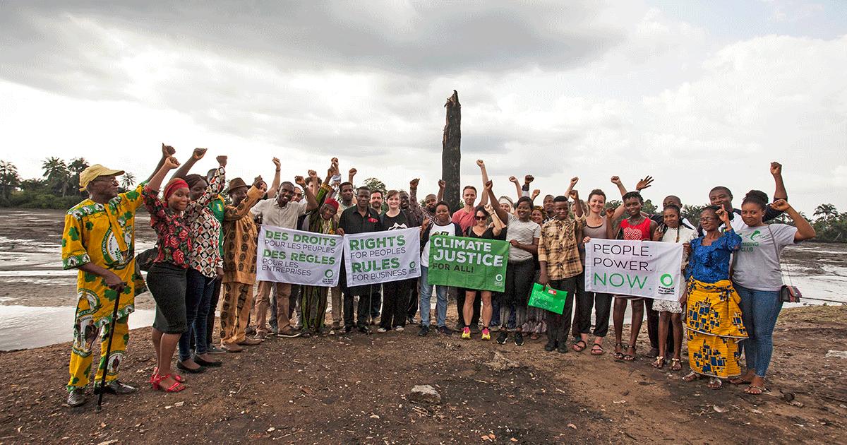 Ir a Defensoras ambientales reclaman un Tratado vinculante de Derechos Humanos y Empresas