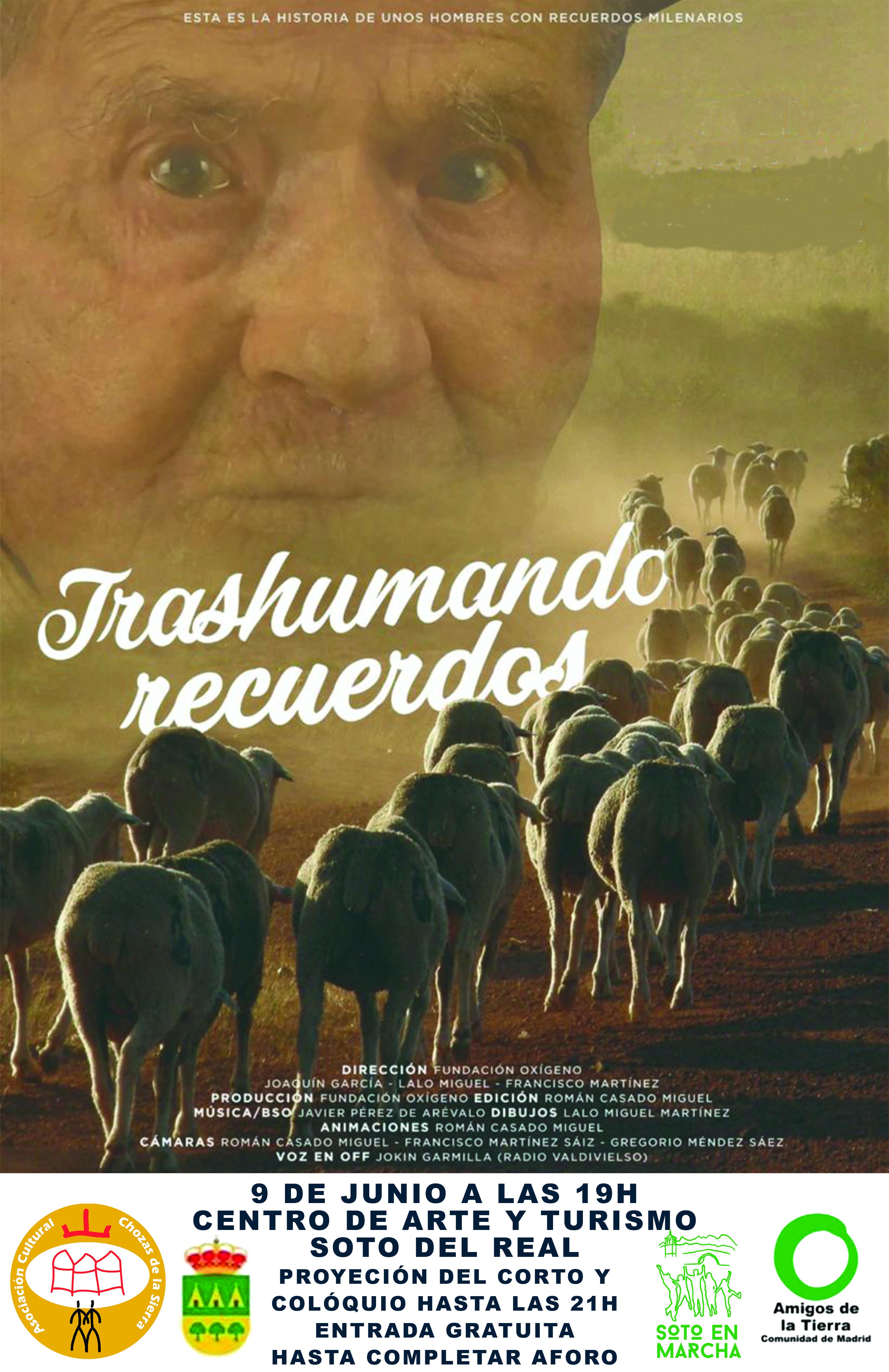 Ir a Madrid: Trashumando Recuerdos