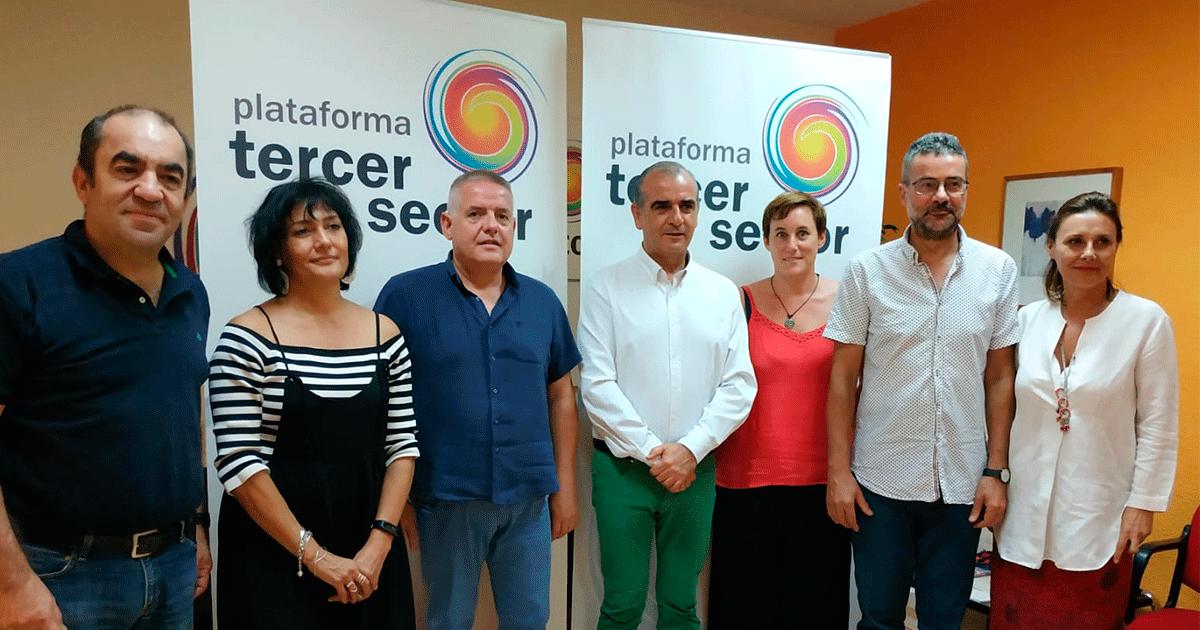 Ir a La Plataforma del Tercer Sector y las organizaciones ambientales nos unimos por un mundo más justo y sostenible