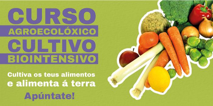 Ir a Galicia: Curso agroecolóxico – Cultivo Biointensivo de alimentos
