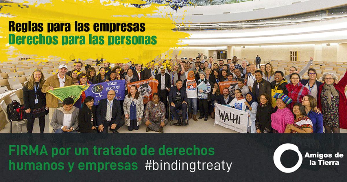 Ir a Semana de Acción por un tratado de derechos humanos y empresas