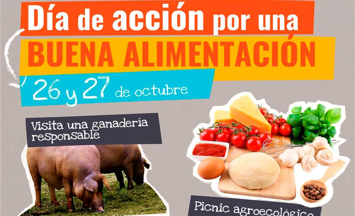 Ir a Aragón: Día de Acción por una Buena Alimentación