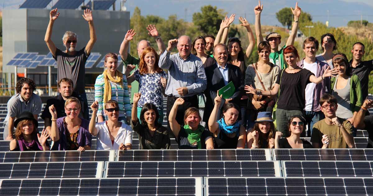 Ir a Reclamamos medidas para favorecer la energía comunitaria