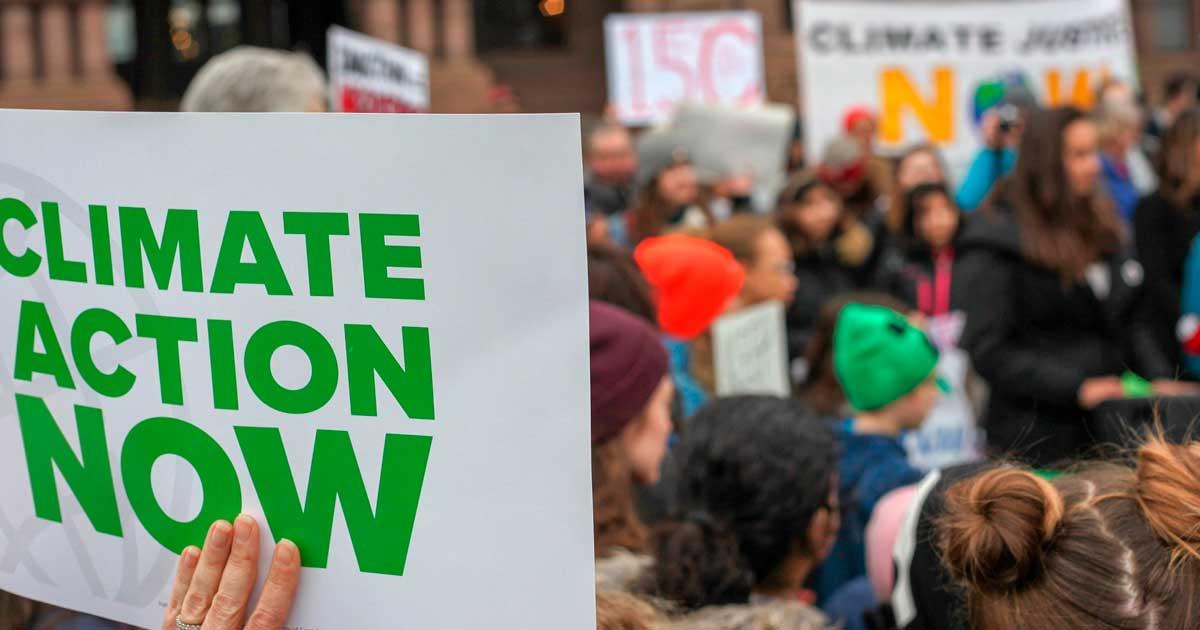 Ir a Movilización ecologista sin precedentes frente a la COP25