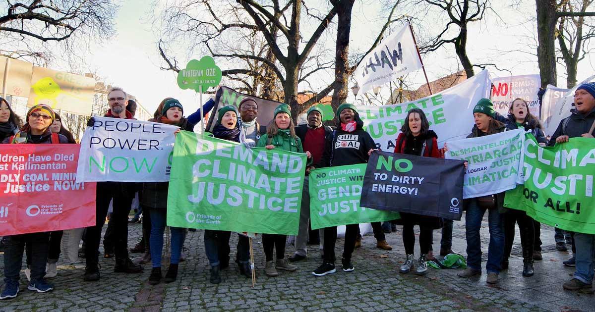 Ir a Cumbre del Clima, una oportunidad para situar a España a la vanguardia de la lucha contra la crisis climática