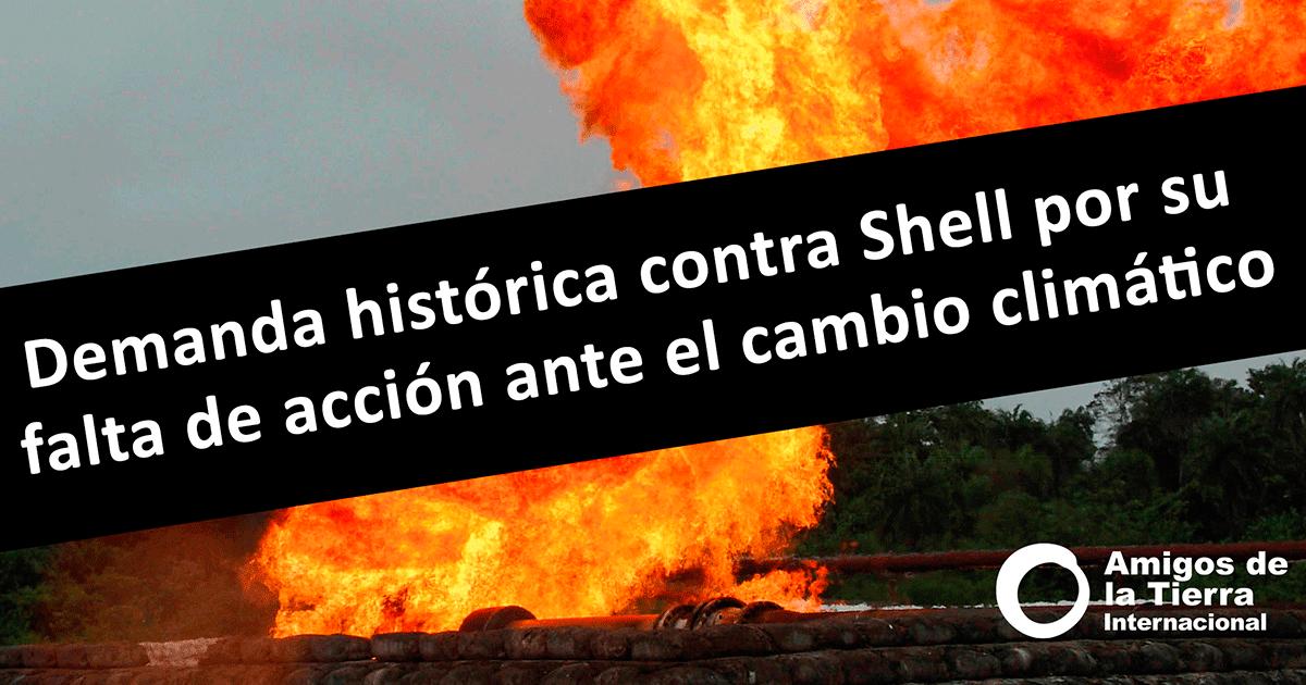Ir a Las 8 maneras de atentar contra el clima de Shell