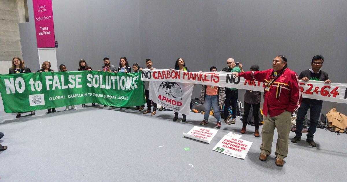 Ir a Desmitificando los mercados de carbono. Una falsa solución al problema del clima