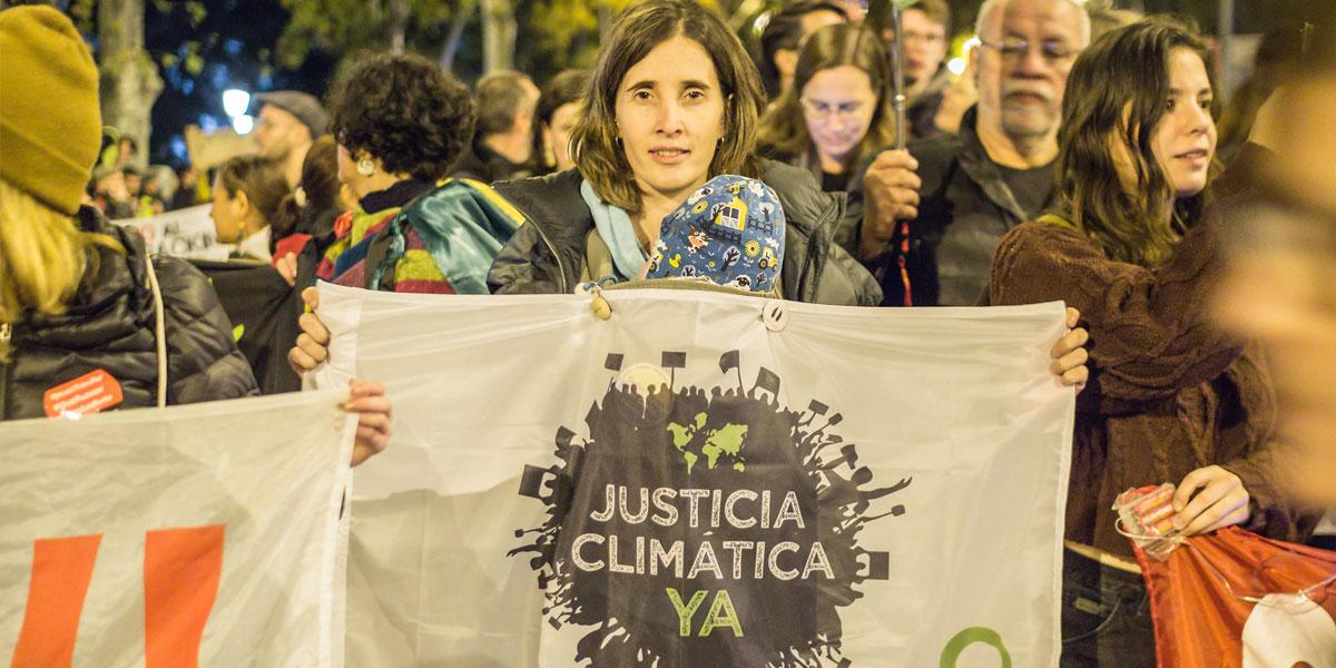 Ir a Las negociaciones del clima dejan de lado a la ciudadanía y a la ciencia