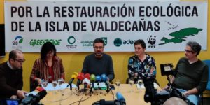 Ecologistas contra Valdecañas
