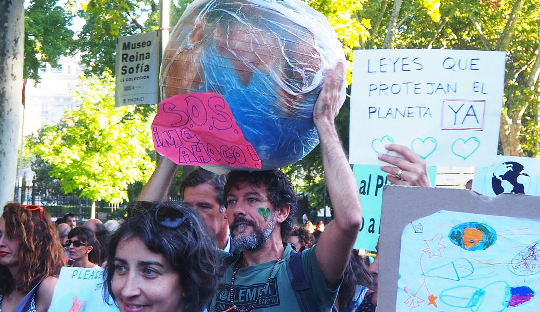 Ir a Día de la Tierra: reclamamos una acción climática contundente con las personas y el planeta en el centro