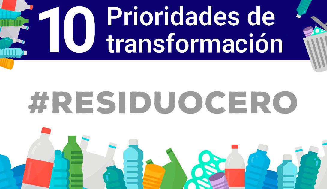 Ir a Las diez políticas de residuos para salir en verde de la crisis de la Covid-19 ante las directivas europeas de residuos