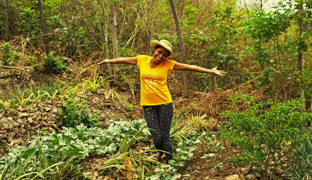 Ir a Irma Santos, un ejemplo de Cooperación Comunitaria entre mujeres