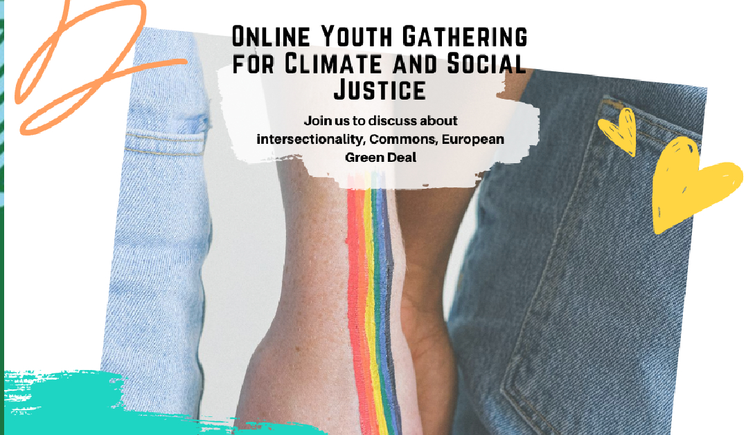 Ir a Online Youth Gathering for Climate and Social Justice!