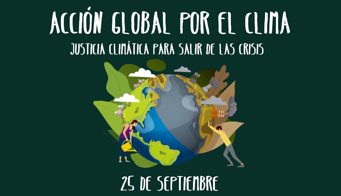 Ir a Participa el 25S en la Acción Global Por el Clima