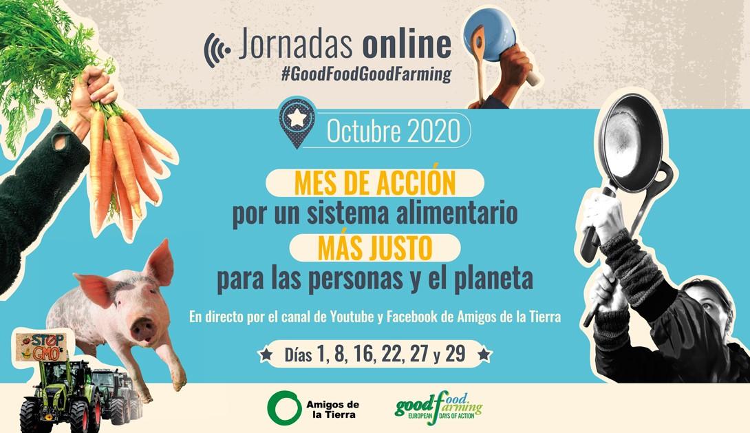 Ir a EN DIRECTO: Seis eventos por un sistema alimentario más justo para las personas y el planeta