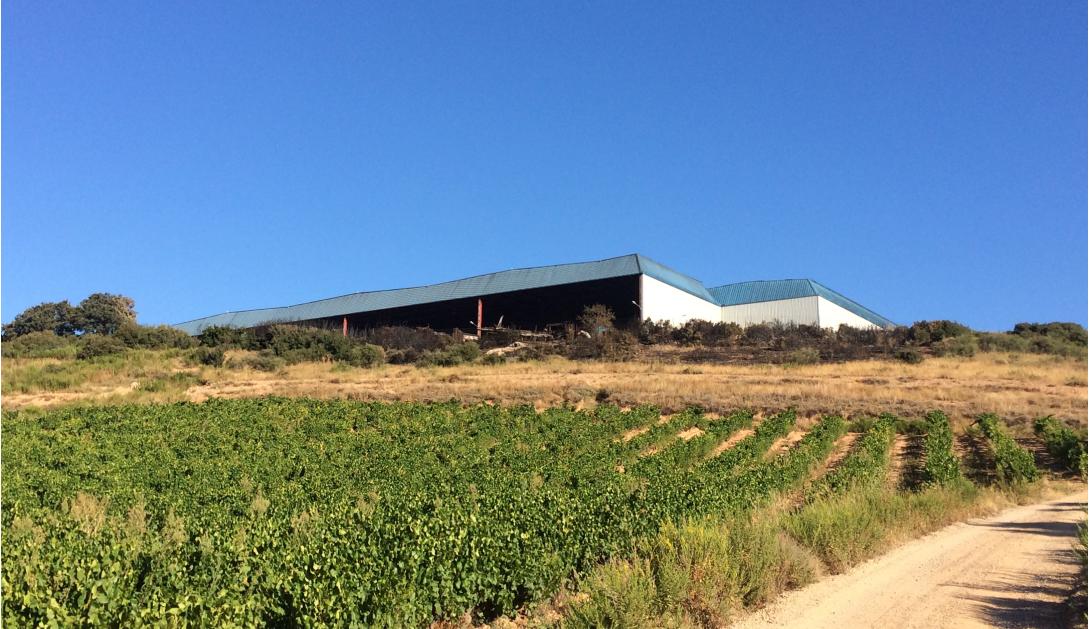 Ir a Un incendio en una planta de reciclaje en La Rioja pone de manifiesto la necesidad de mejorar la gestión de residuos