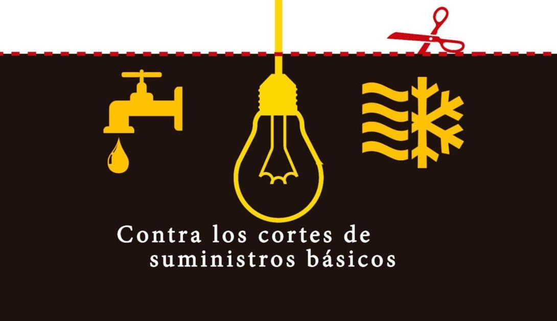 Ir a No hay vida digna sin suministros garantizados: diez grupos con representación parlamentaria apoyan las medidas ciudadanas para prohibir los cortes