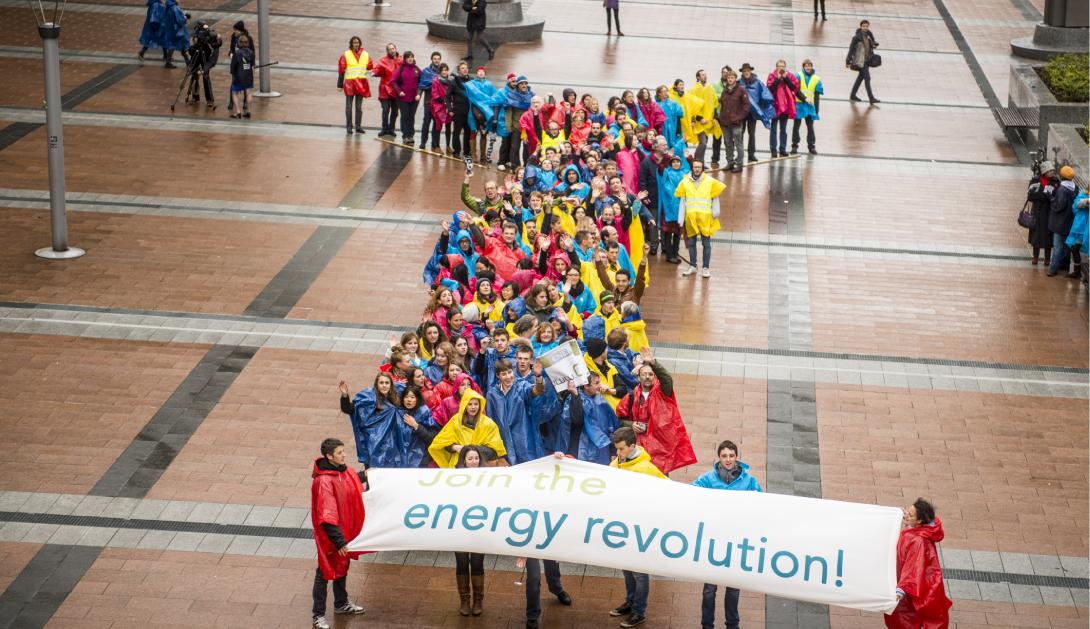Ir a Recomendaciones de Amigos de la Tierra para la correcta trasposición de las Directivas europeas en materia de energía