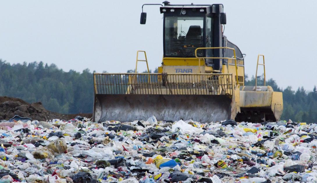 Ir a La gestión de los residuos municipales es responsable del 4,6 % de la emisión total de gases de efecto invernadero