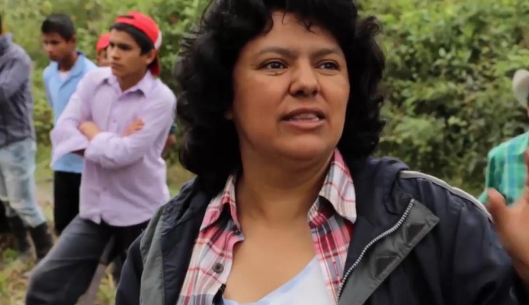 Ir a 5 años del asesinato impune de Berta Cáceres
