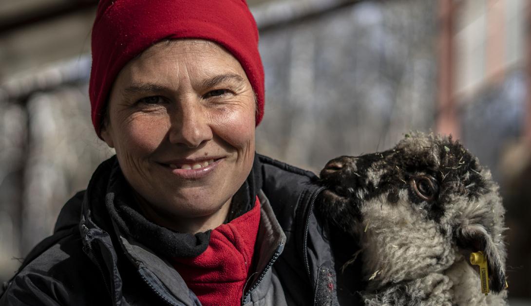 Ir a Por un feminismo comunitario ligado al territorio y la soberanía alimentaria