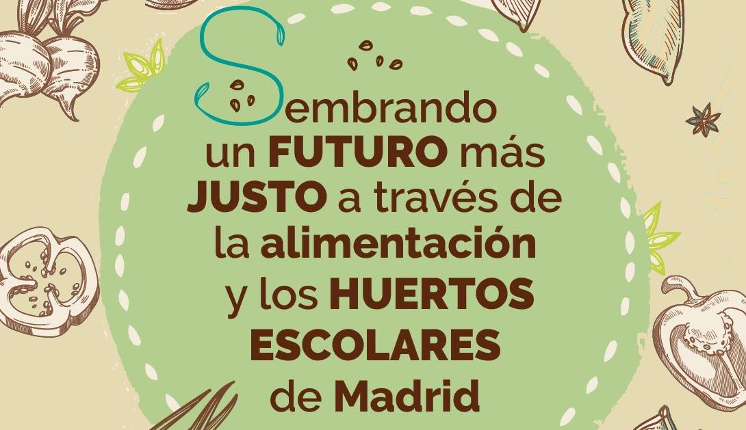 Ir a Sembrando futuro: un proyecto de sensibilización a través de la alimentación, los huertos y la escuela