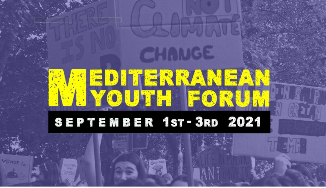 Ir a Participa en el Mediterranean Youth Forum