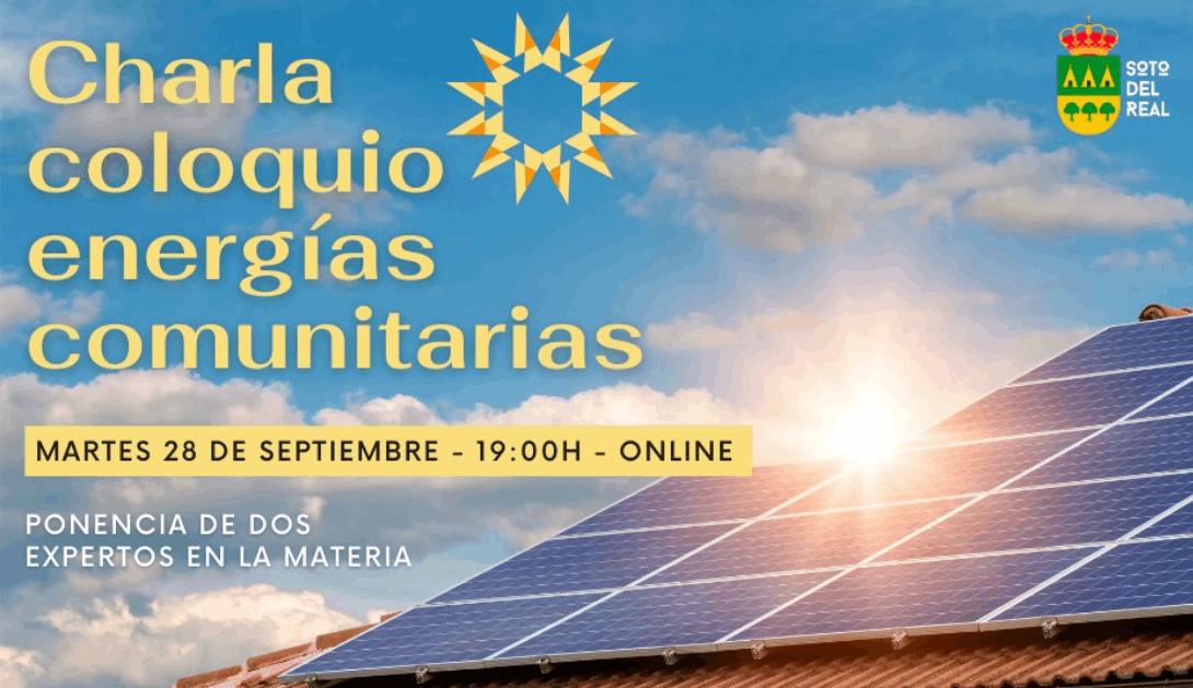 Ir a Jornada online sobre Energía Comunitaria