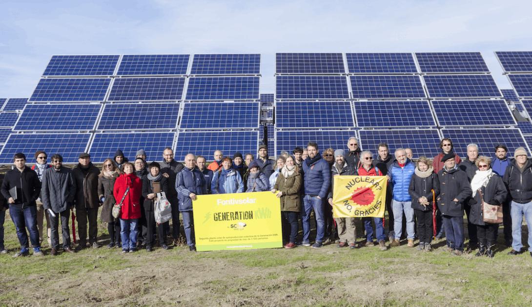 Ir a Nace la Coalición por la Energía Comunitaria para reclamar una transición energética protagonizada por la ciudadanía